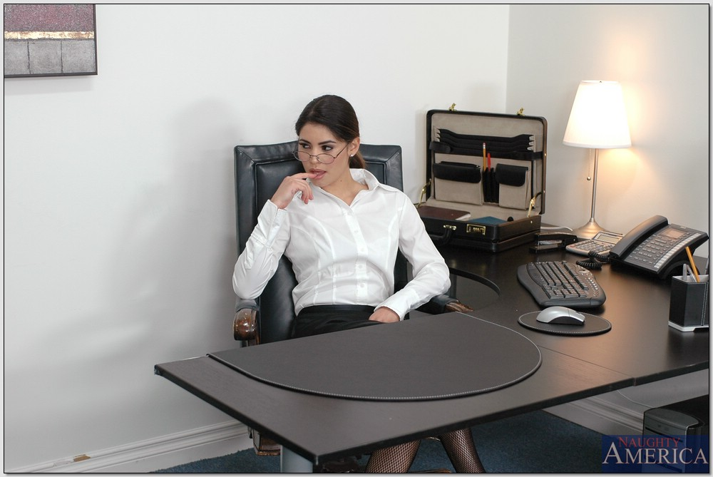 sizzling-office-secretary-paola-rey-stripped-to-stockings-and-fucked